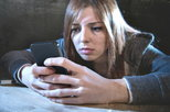 Woman in recovery struggles with social media obsession