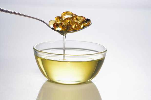 spoonful of omega 3