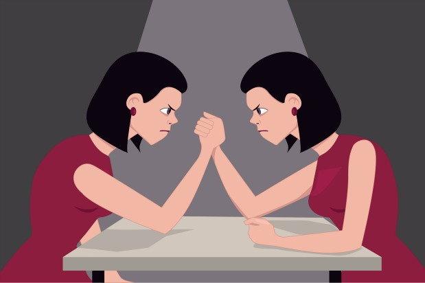 Resultado de imagen de self conflict