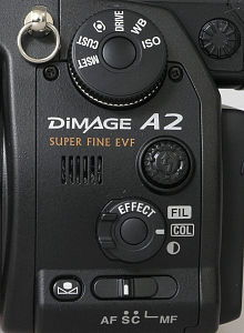 Konica Minolta DiMAGE A2