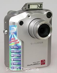 Fujifilm FinePix 4800 Zoom