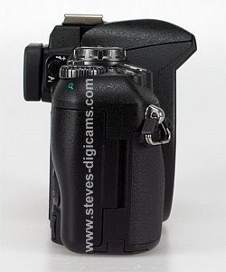 Olympus EVOLT E-410 Digital SLR