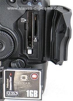Canon EOS-1D Mark III Pro SLR