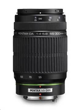 PENTAX DA 55-300mm