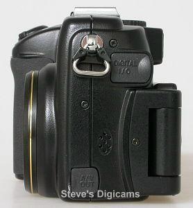 Nikon Coolpix 5400.