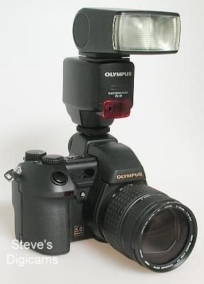 Olympus Camedia FL-40