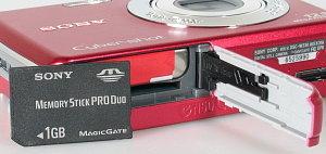 Sony DSC-W230