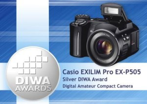 DIWA Award for Nikon D70