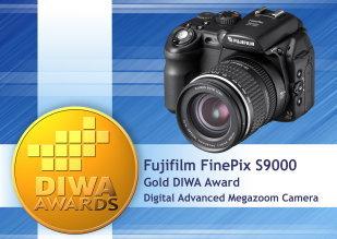 DIWA Gold Award