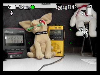 Sony CyberShot DSC-P7