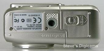 Olympus FE-115 Zoom