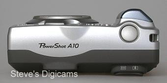 Canon PowerShot A10 Zoom