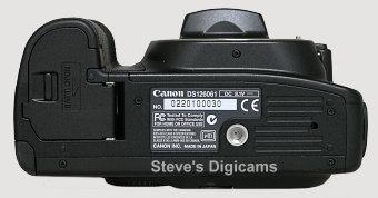 Canon EOS 20D, image (c) 2004 Steve's Digicams