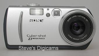 Sony DSC-P50