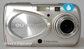 Olympus Stylus Digital 300