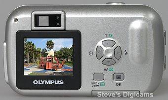 Olympus Camedia D-395