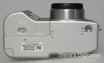 Minolta DiMAGE S304
