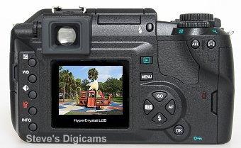 Olympus EVOLT E-300 Digital SLR