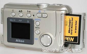 Nikon Coolpix 2000