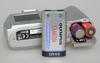 Olympus Camedia Brio D-230