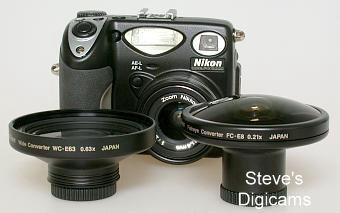 Nikon Coolpix Filter Set