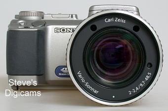 Sony Cyber-shot F707