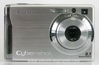 Sony DSC-W90