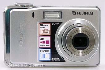 Fujifilm FinePix F470