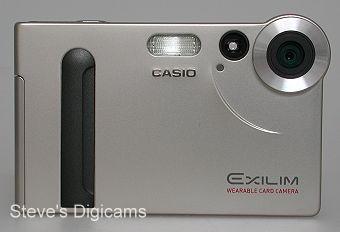 Casio Exilim EX-S1