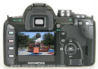 Olympus EVOLT E-510 Digital SLR