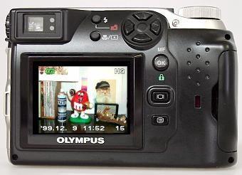 Olympus C-2020 Zoom