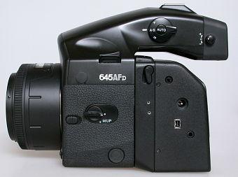 Kodak DCS Pro Back 645