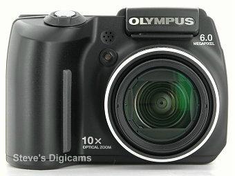 Olympus SP-500 UltraZoom