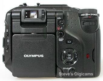 Olympus C-5060 Zoom