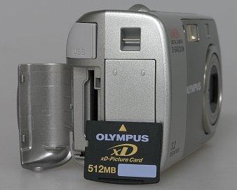 Olympus Camedia D-540 Zoom