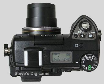 Nikon Coolpix 8400.