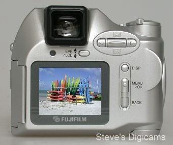 Fujiffilm FinePix 2800 Zoom