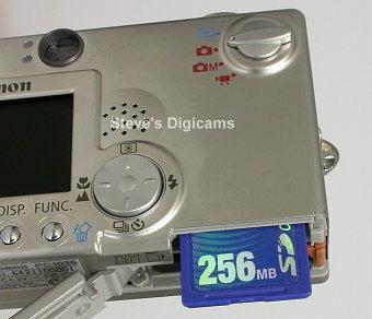 Canon Powershot SD100 Digital ELPH
