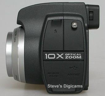Kodak EasyShare DX6490 Zoom