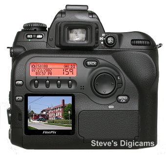 Fujifilm FinePix S2 Pro SLR