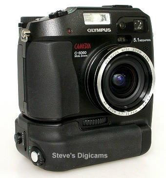 Olympus C-7070 Zoom