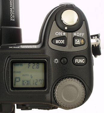 Nikon Coolpix 8700.  Photo (c) 2001 Steve's Digicams
