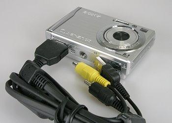 Sony Cyber-shot DSC-W90