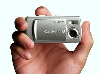 Sony Cyber-shotU DSC-U20