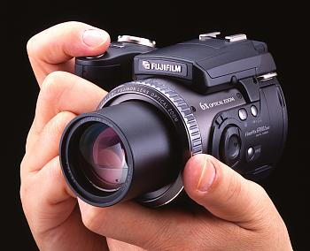 Fuji FinePix 6900 Zoom