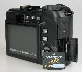 Olympus SP-350