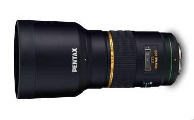 PENTAX DA 200mm