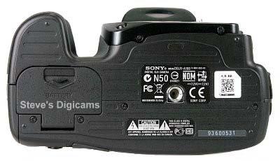 Sony DSLR-A100