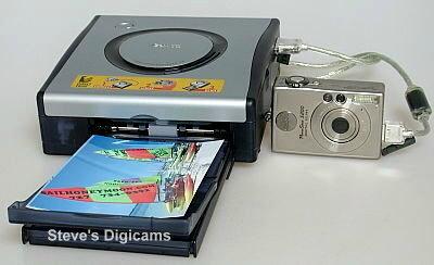 Canon Card Photo Printer CP-100