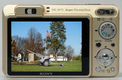 Sony DSC-W170